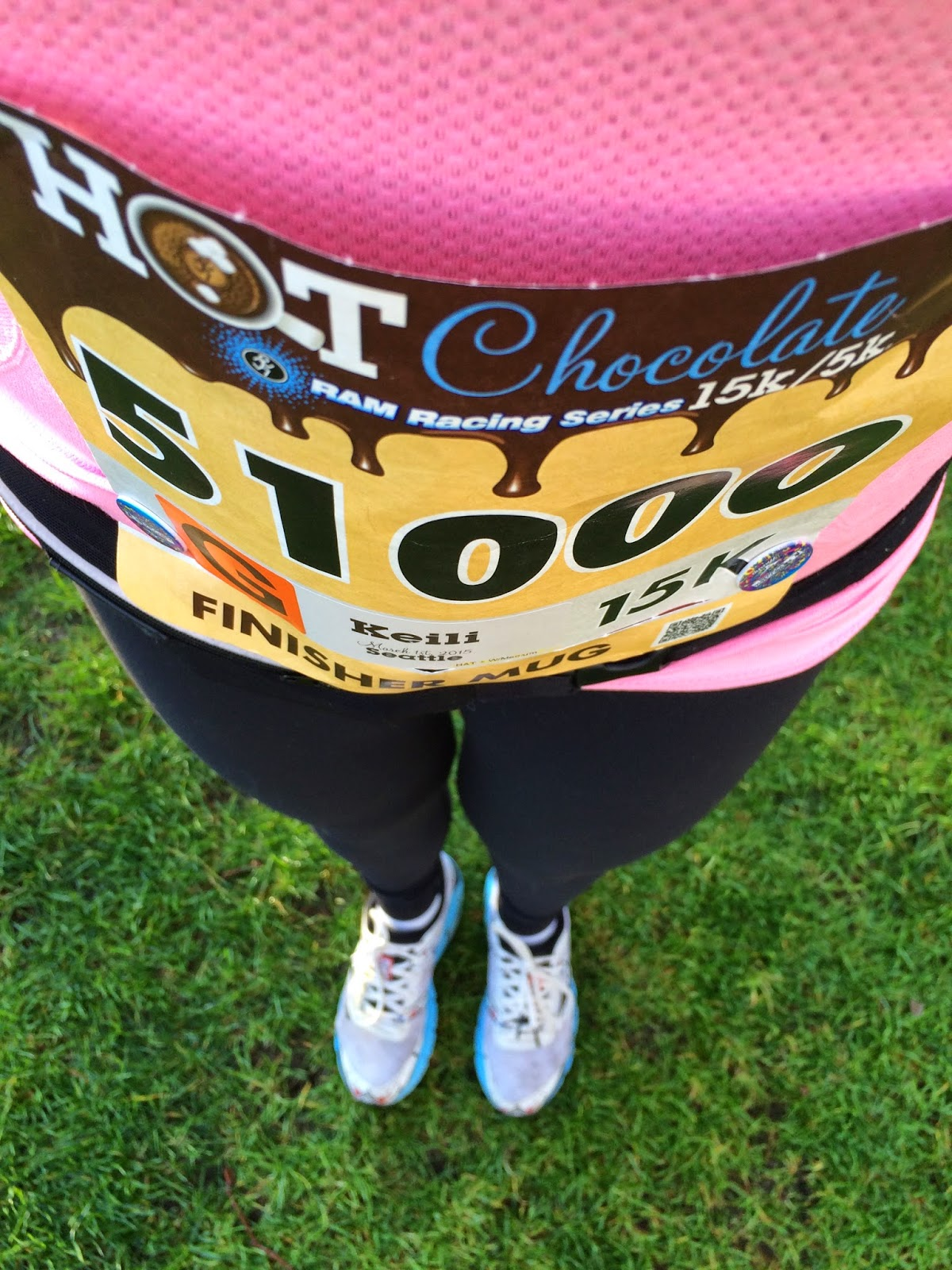 My Running Story and More!: March 2015