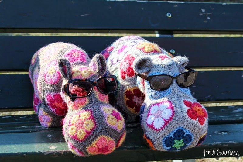 virkattu hippo