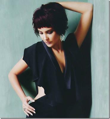Lara Dutta @ Harper's Bazaar Magazine July 2011