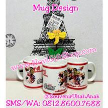 KLIK GAMBAR INI UNTUK DETAIL >> Mug Keramik Sablon / Mug Foto ini