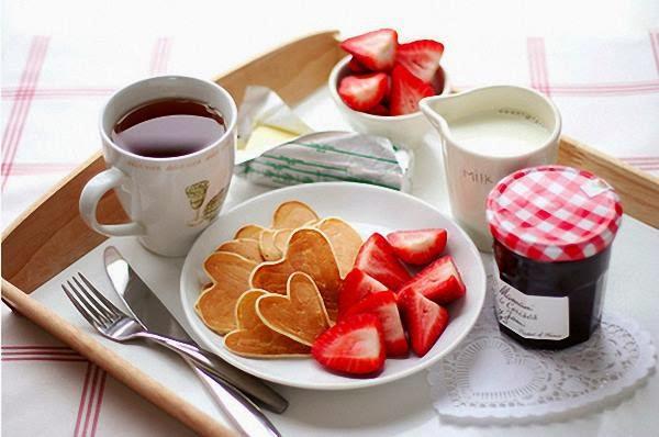 Foto desayuno