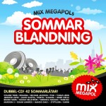 Baixar CD MIX Megapols Sommarblandning (2013) Download