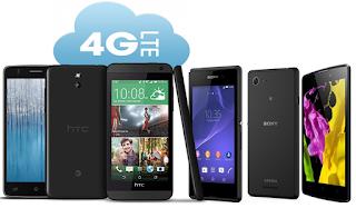 Harga Smartphone 4G LTE Murah di Indonesia