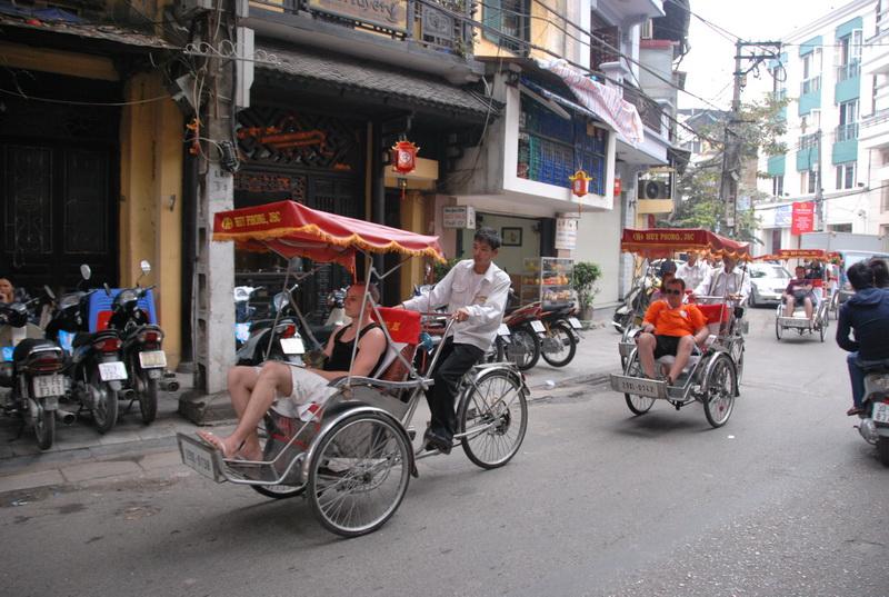 Nhà cổ 87 phố Mã Mây, Hà Nội