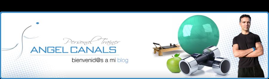 El blog de Àngel Canals - Entrenador personal