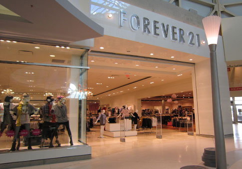 Dolphin Mall Miami Forever 21