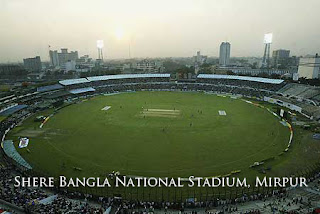 Bangladesh Vs West Indies cricket Series 2012
