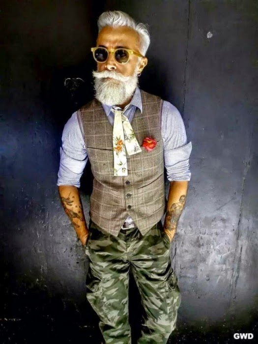 when old people dress like hipsters 21 pics today news. Black Bedroom Furniture Sets. Home Design Ideas