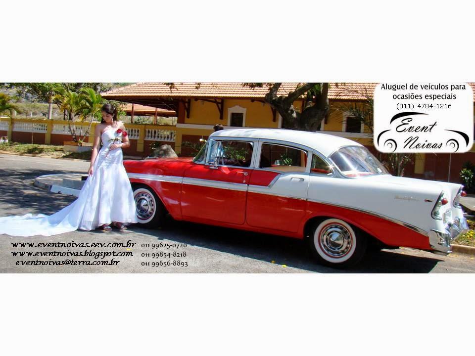 EventNoivas - Aluguel de Veículos para Casamentos, Noivas e Ocasiões Especiais.