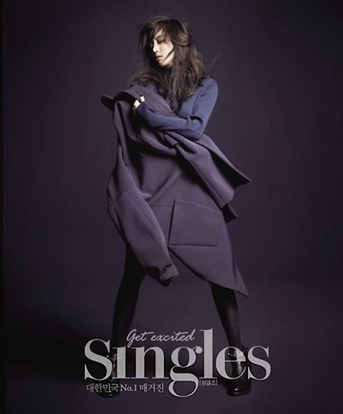 Eunjung Singles November 2014