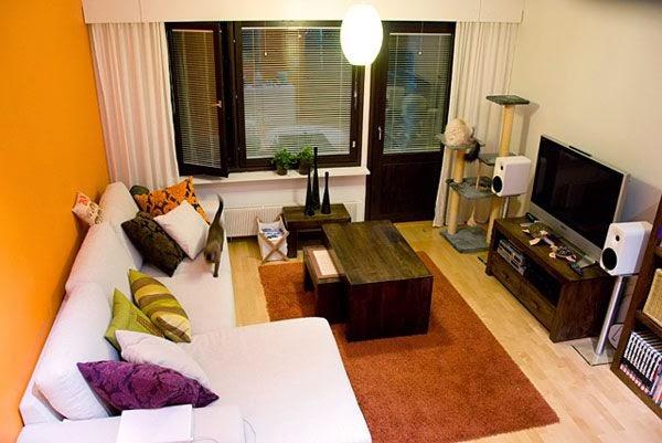 model kursi sofa minimalis untuk ruang tamu gambar rumah