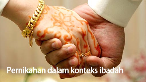 Mendulang Pahala Dalam Cinta Yang Halal