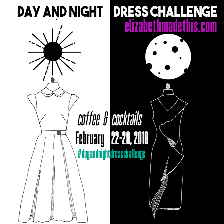 2018 DAY & NIGHT DRESS CHALLENGE