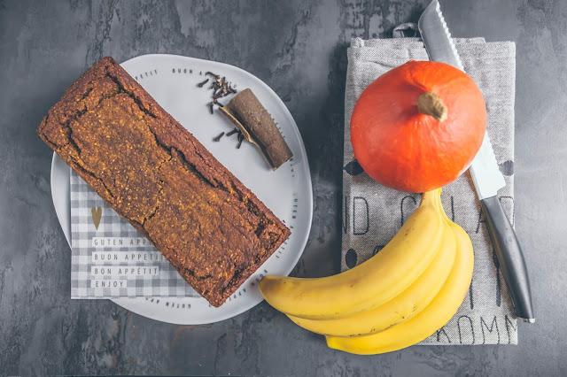 Bananenkuchen vegan und ohne Mehl