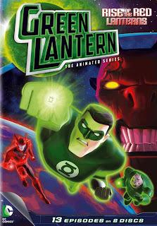 Lanterna Verde: A Série Animada 1ª Temporada Completa DVDRip AVI Dual Áudio + RMVB Dublado