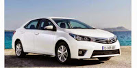 2015 Toyota Corolla Design and Specification
