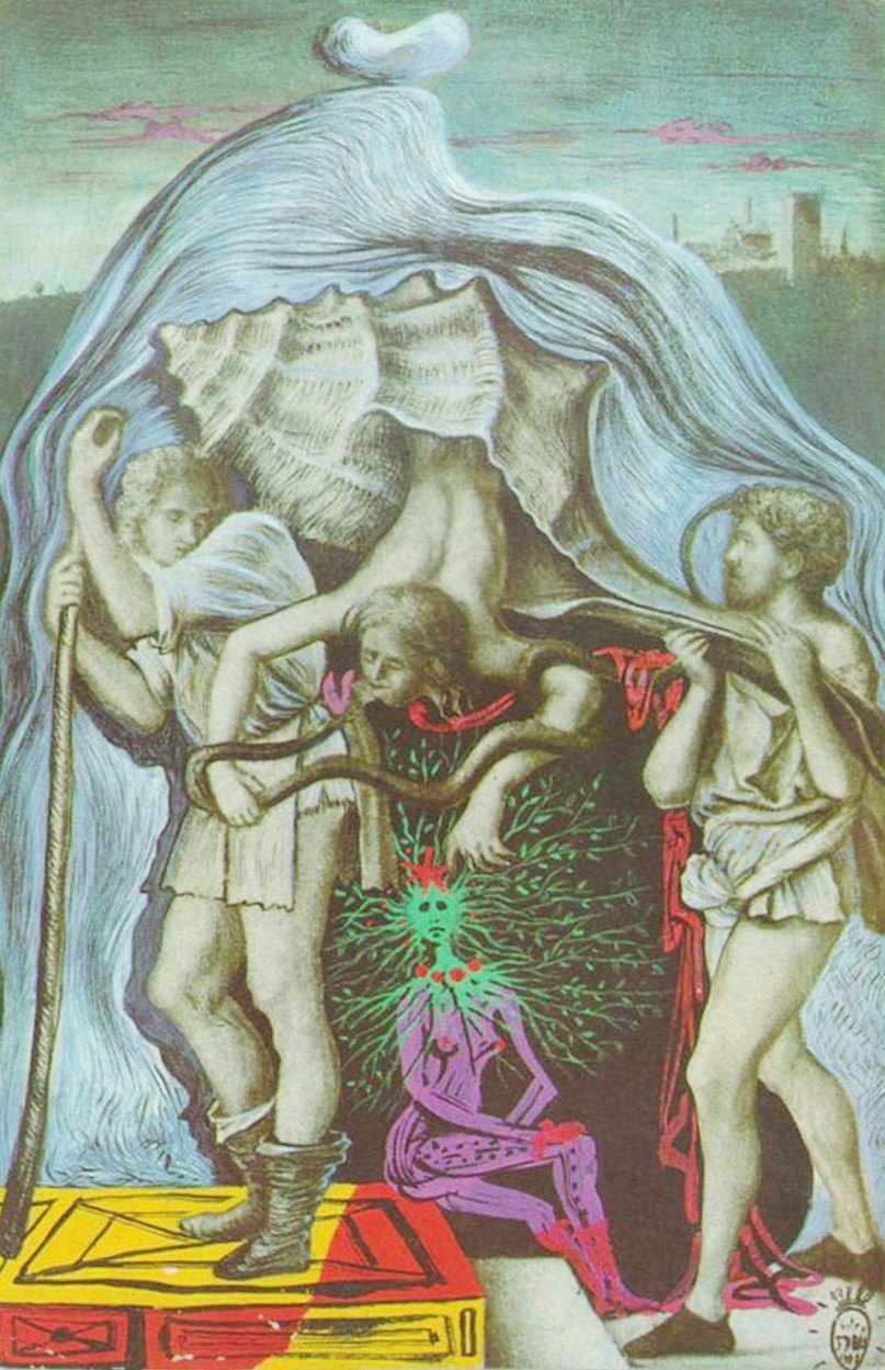 Cuadros Modernos Pinturas y Dibujos : Cuadros Surrealistas
