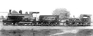 India's first passenger train