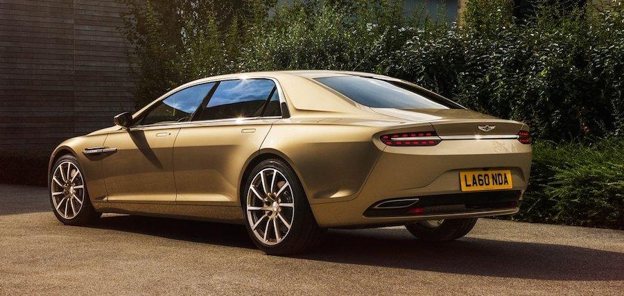 中東向けだったアストンマーチンの高級車「ラゴンダ・タラフ」が世界各国で発売へ
