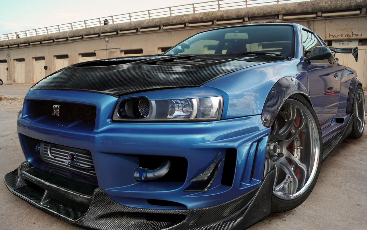 Extreme Cars: Street Racing Cars