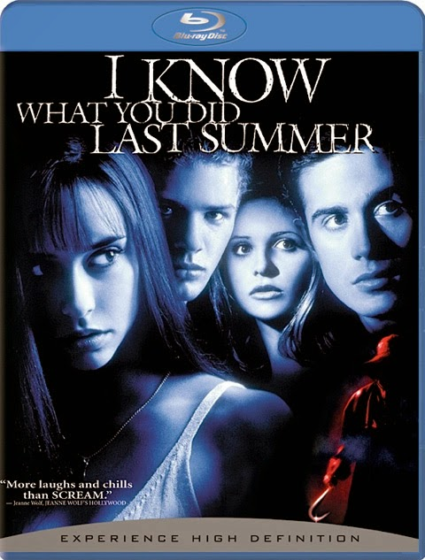 I Know What You Did Last Summer 1997 Dual Audio [Hindi Enlgish] BRRip 300MB
