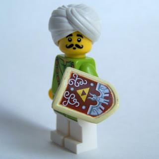 LEGO Hyrule Shield