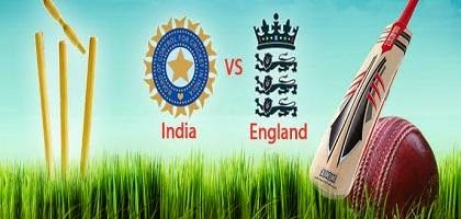 England vs India ODI Match Live Streaming