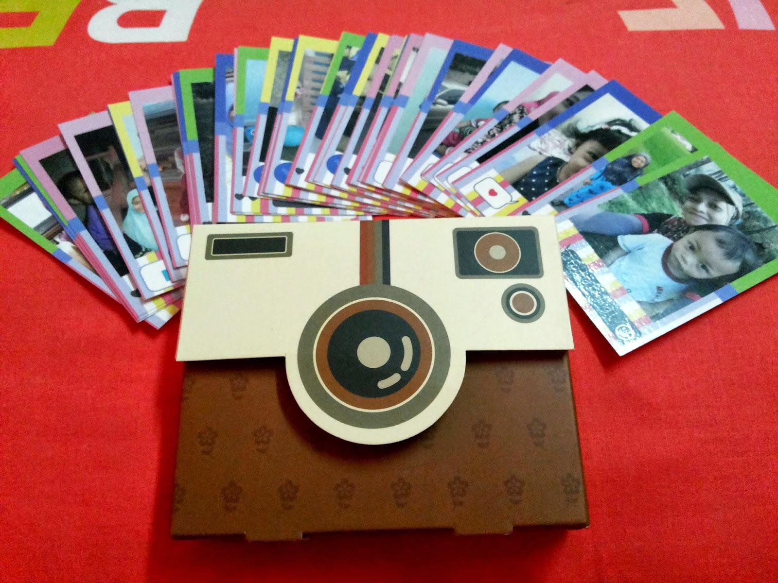 print gambar polaroid murah