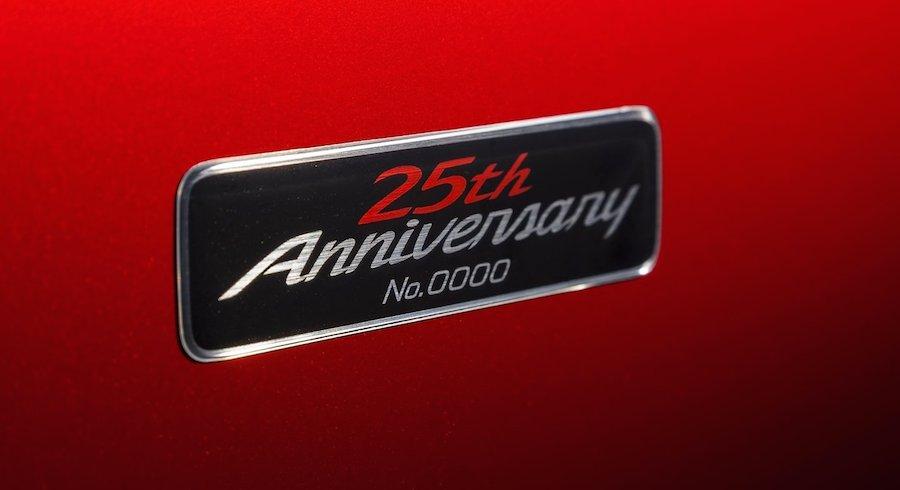 マツダ・ロードスター 25周年記念モデル