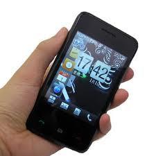 Un movil muy similar al iPhone 4