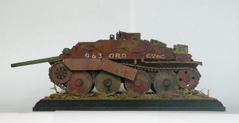 1/35 Academy Jagdpanzer 38(t) 'Hetzer'