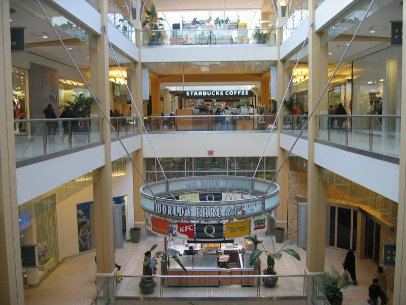 Clothing Stores In Queens Center Mall
