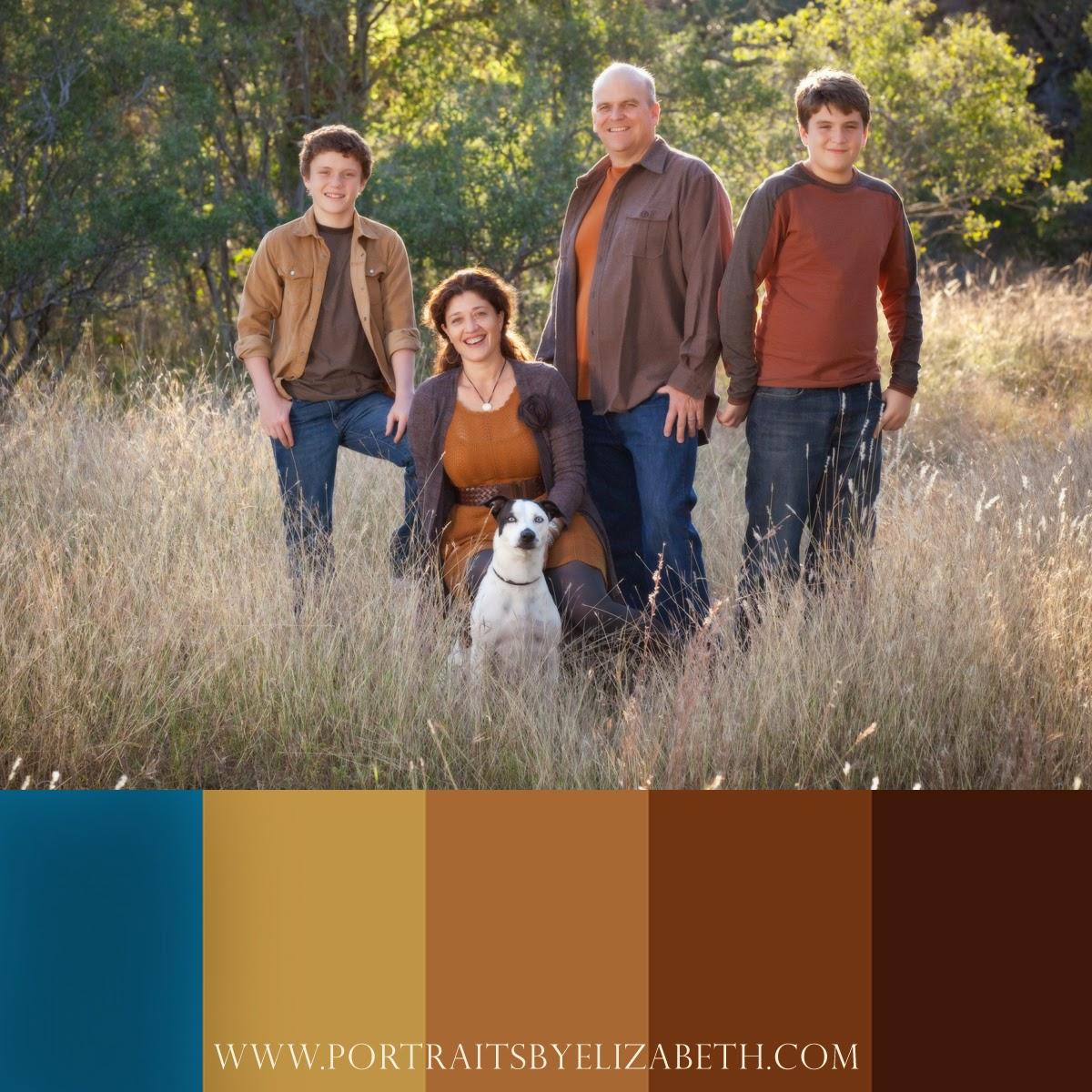 Living Room Family Pictures Color Ideas e blog portrait clothing ideas
