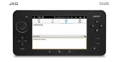 JXD S5100 Game Tablet PC - Samurai Vengeance 2 Gaming Reivew