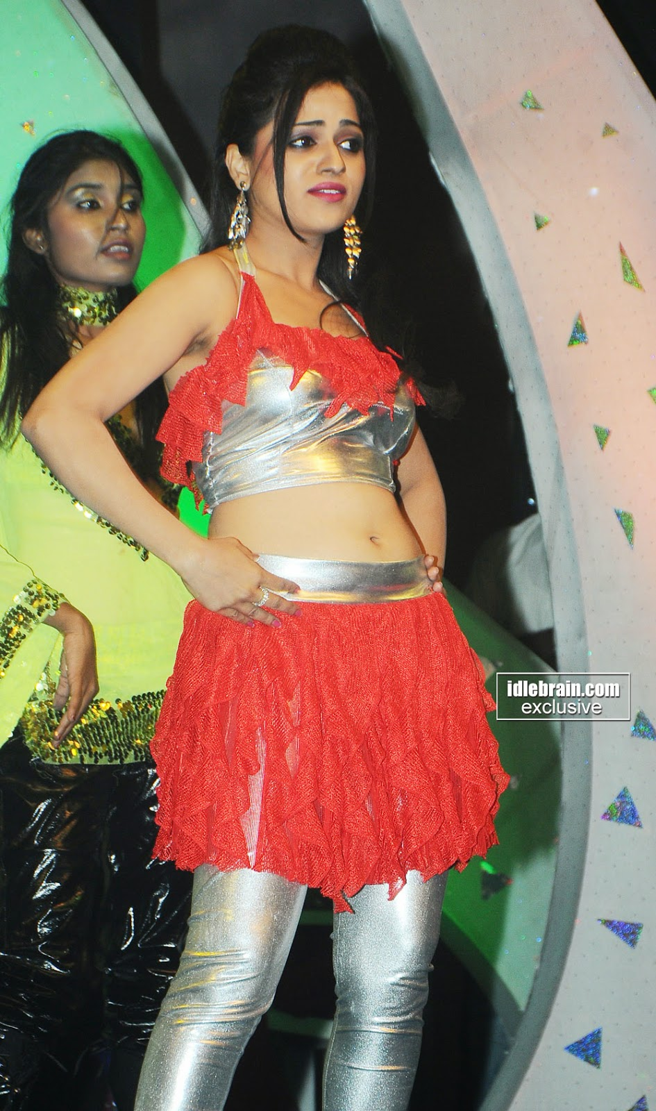 TeReshma Hot Dance Performance  Dabur Vatika Star Contest 2012 Grand Finale