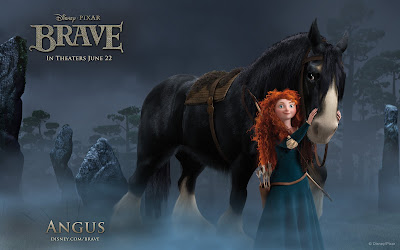 Brave Movie Wallpaper