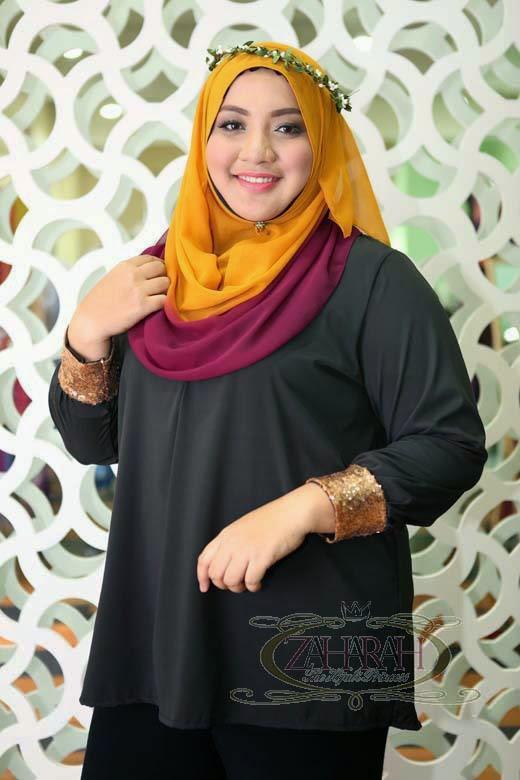 Foulard pour hijab