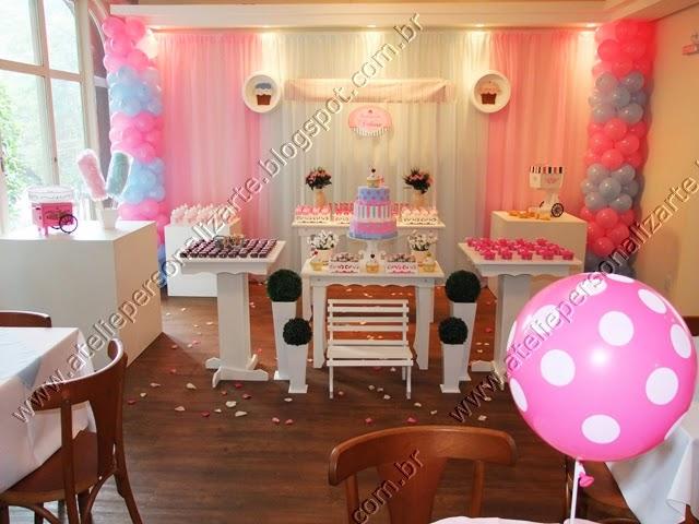 decoracao festa infantil confeitaria