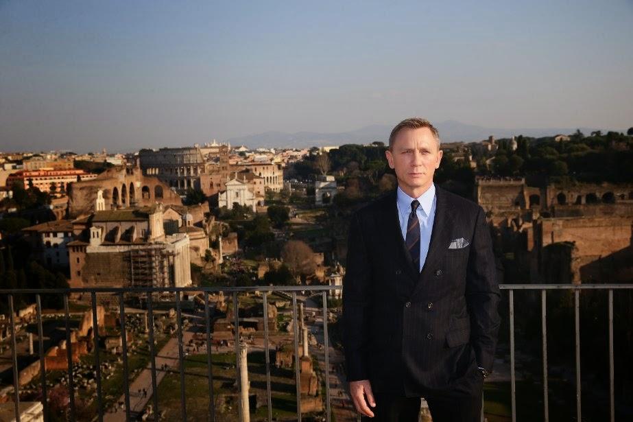 Daniel Craig Image Spectre