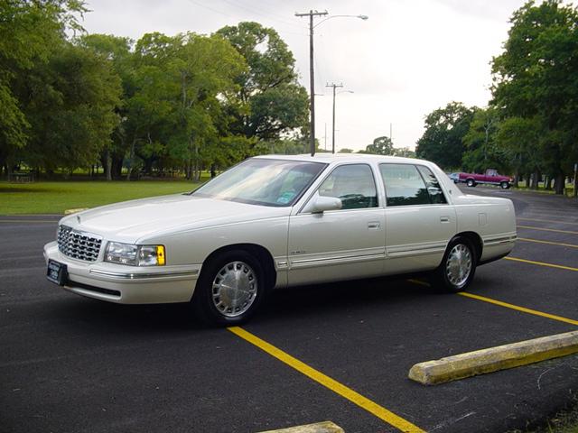 Things I Think I Think: 1997 Cadillac DeVille