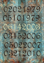 Birthdate Art Decor
