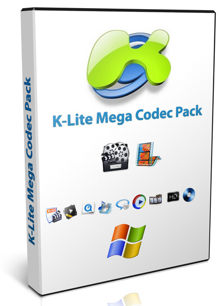 K Lite+Codec+Pack K Lite Codec Pack  9.7.5 (Mega / Full / Standard / Basic / x64 bit)