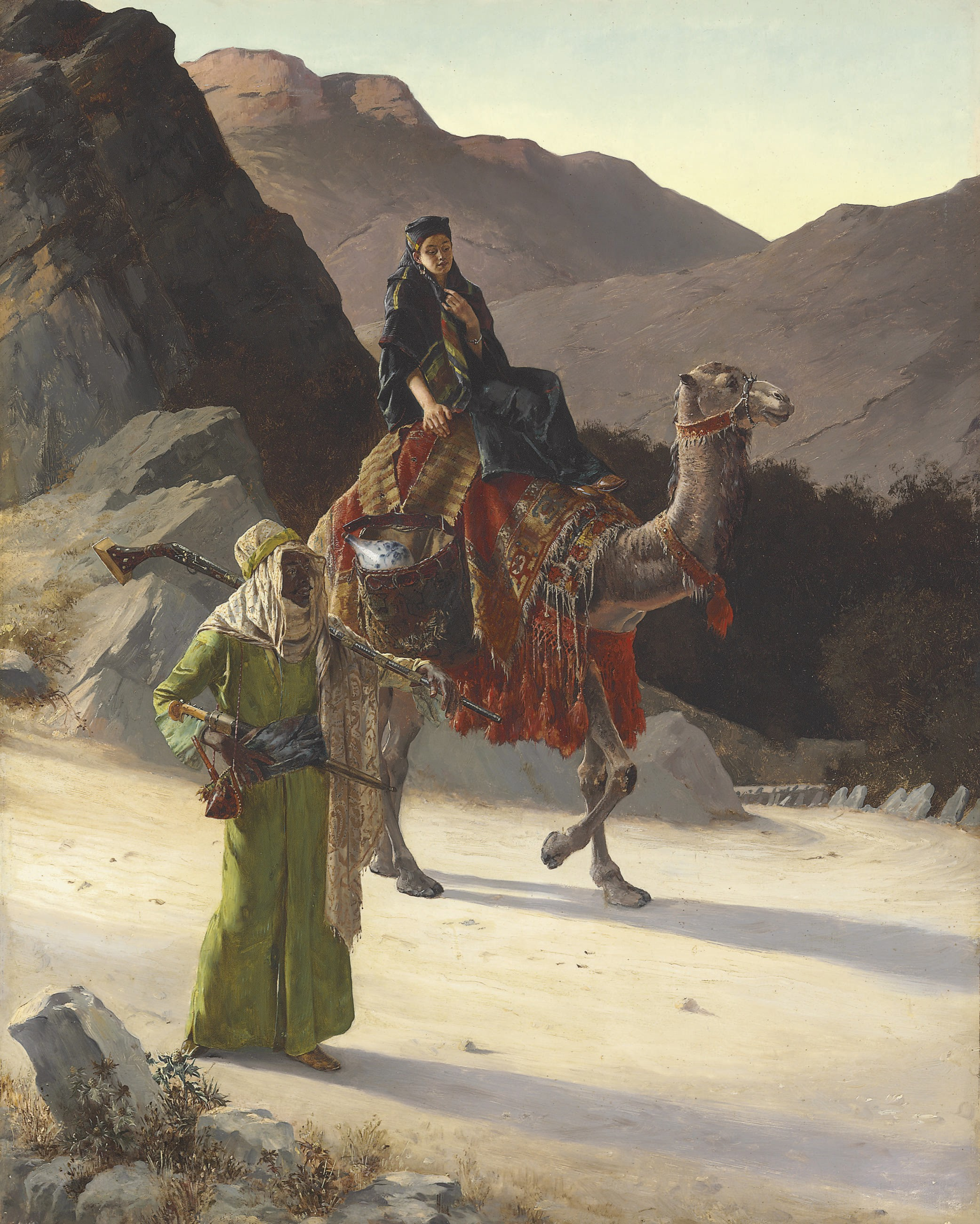 Rudolf Ernst L Escorte