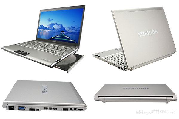 Harga Laptop Toshiba Portege R930-2033
