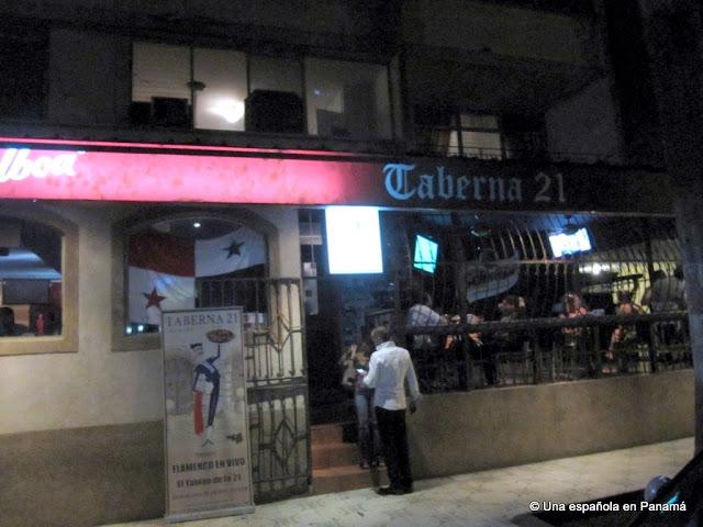 Taberna 21 Casa Hilario, Panama