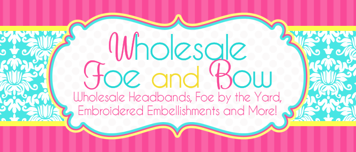 Wholesale Foe and Bow Bands