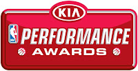 KIA Awards for the 2012-2013 NBA season