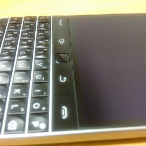BlackBerry Classic - Trackpad