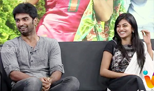 Chandi Veeran Team Interview