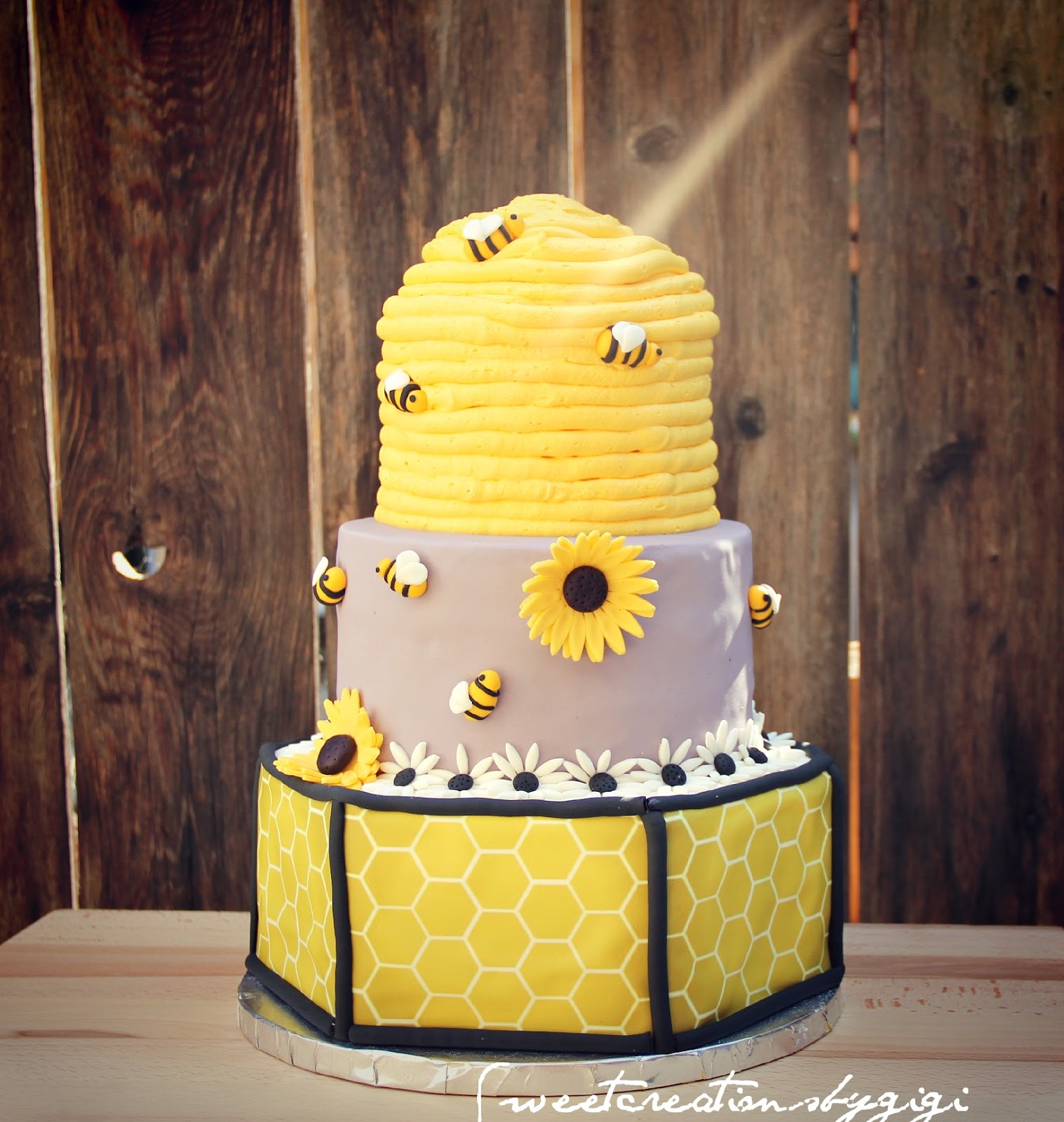 Wedding Cakes | Sweet Creations by Gigi